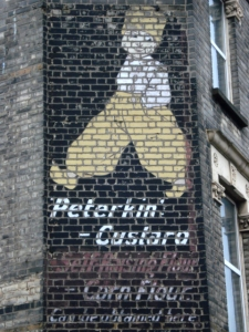 Peterkin's Custard